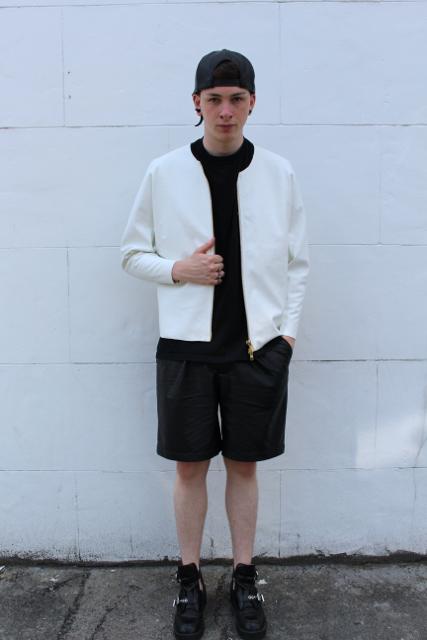 BlackBlessed x Love Aesthetics Cocoon Jacket