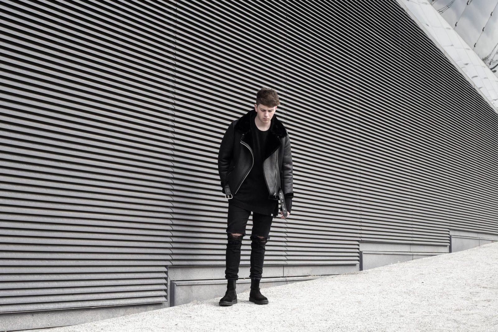 OOTD – Zara Faux Shearling Jacket