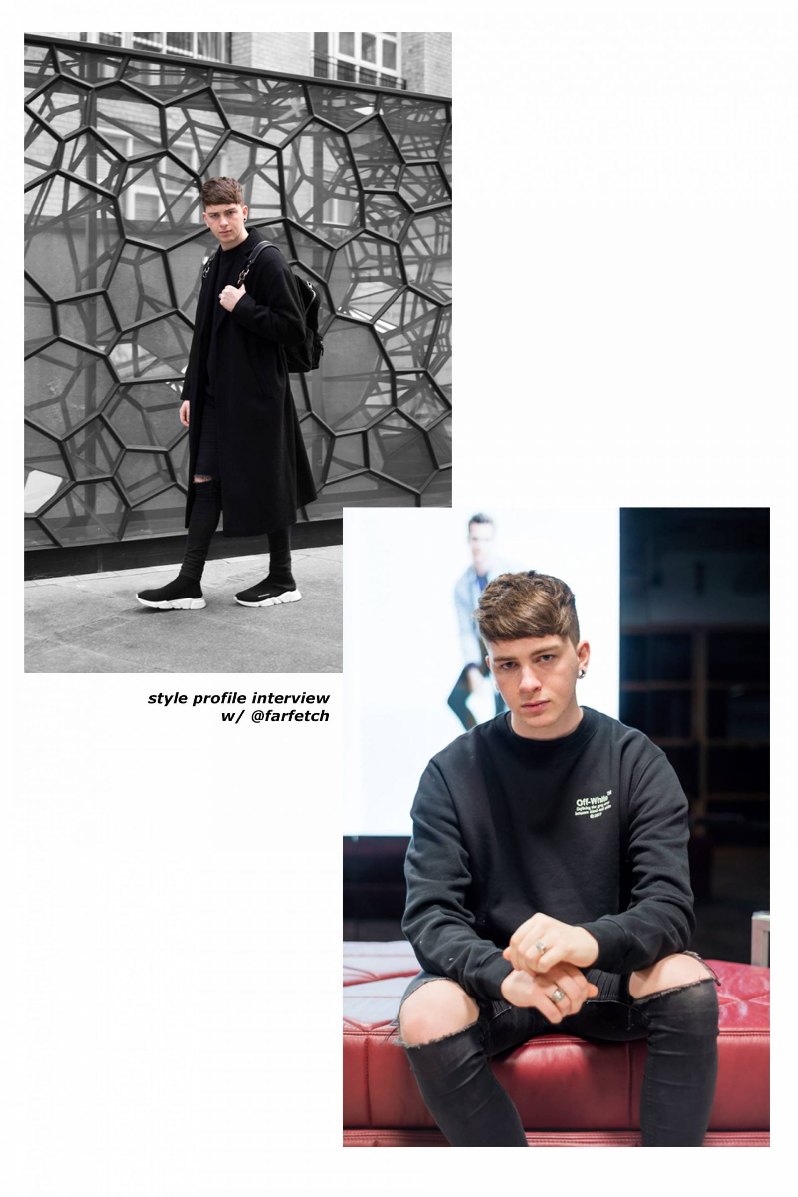 Style Profile Interview with FARFETCH